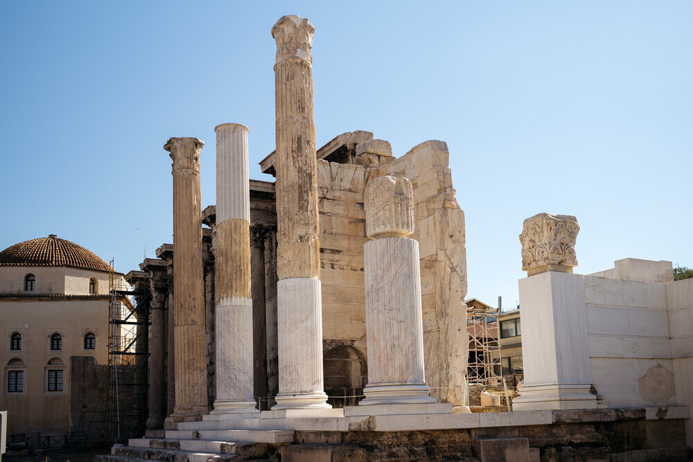 Γιατί η Βιβλιοθήκη του Αδριανού ήταν τόσο σημαντική για την Αθήνα;