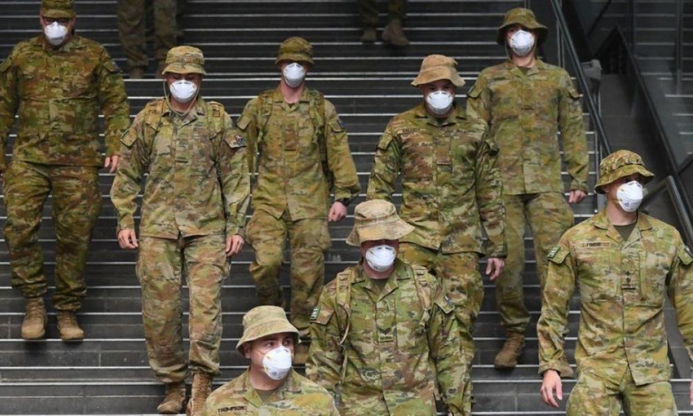 ΠΑΓΚΟΣΜΙΟ ΣΟΚ από την Αυστραλία! Βγάζουν τον Στρατό για να τηρηθεί ο φυλακισμός των πολιτών