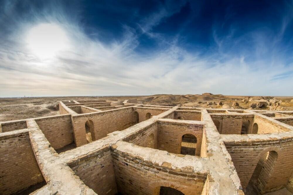 Οι αρχαιολόγοι ανακαλύπτουν αρχαία πόλη 4.000 ετών στην ιρακινή έρημο