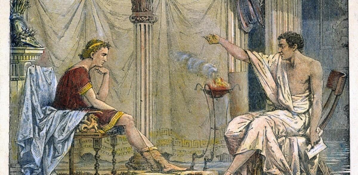 Εκπαιδεύοντας τον Αλέξανδρο: Πώς ο Αριστοτέλης διαμόρφωσε τον θρυλικό βασιλιά