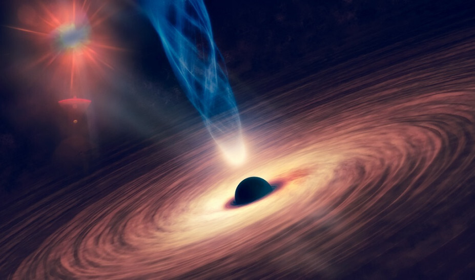 Πρωτοφανές φαινόμενο: Μαύρες τρύπες «ρούφηξαν» αστέρες νετρονίου