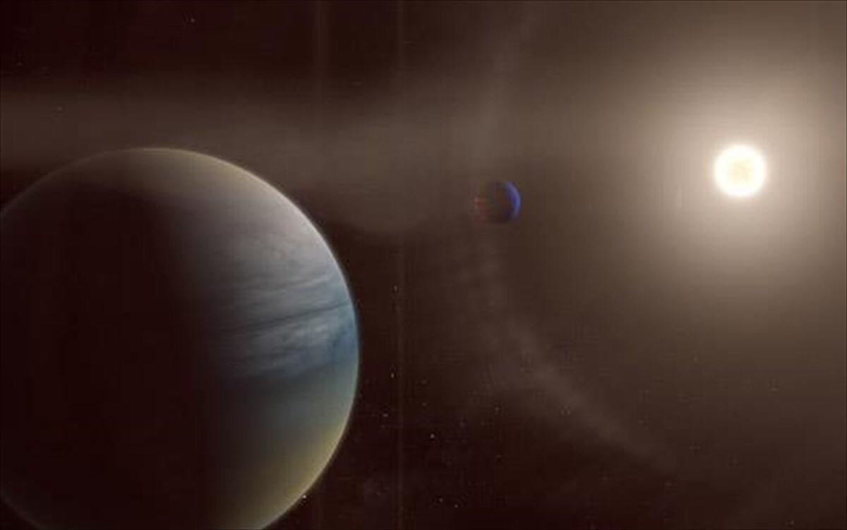 Ερασιτέχνες αστρονόμοι ανακάλυψαν σπάνιο πλανητικό σύστημα