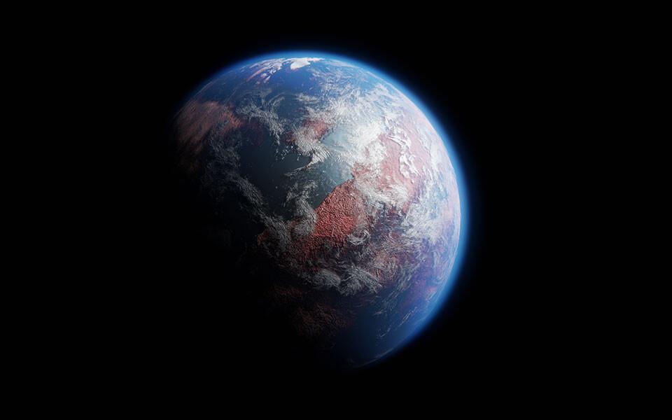 Έρευνα: Αυτός είναι ο μοναδικός πλανήτης που ίσως μοιάζει με τη Γη
