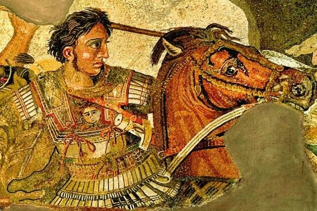 Τα φυσιογνωμικά χαρακτηριστικά του Αλεξάνδρου