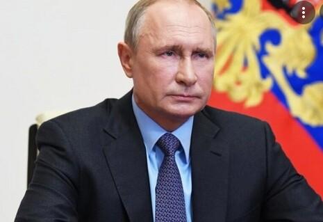 Πούτιν: Να δείξω βίντεο που εμβολιάστηκα; Κι αν δεν το έκανα μπράτσο;