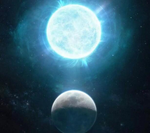Βρέθηκε το μικρότερο άστρο – λευκός νάνος! Μέγεθος σελήνης και μάζα… μεγαλύτερη απ' τον ήλιο