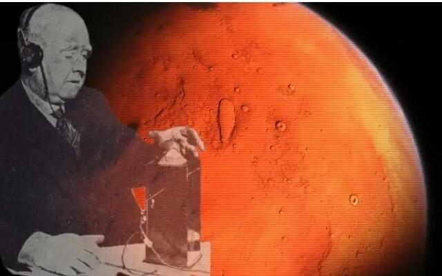 Τα τηλεπαθητικά πειράματα του Δρ. Mansfield Robinson για τον Άρη, το 1933…