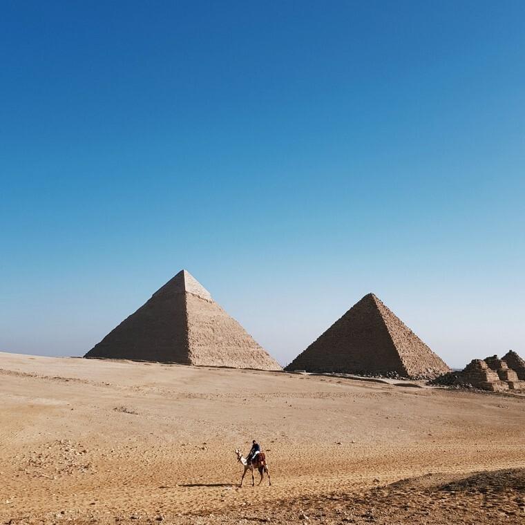 7 πράγματα που δεν γνωρίζουμε για τις πυραμίδες της Αιγύπτου
