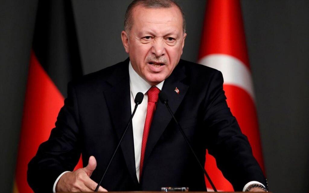 Ακραία πρόκληση Ερντογάν – Βάφτισε «ειρηνευτική επιχείρηση» τον Αττίλα στην Κύπρο