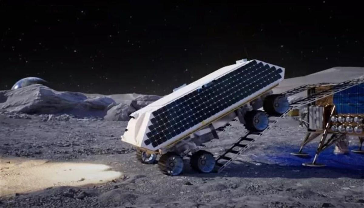 Σχέδιο για ρίψη πυραύλων στην Σελήνη για να αποκτήσουμε το νερό της