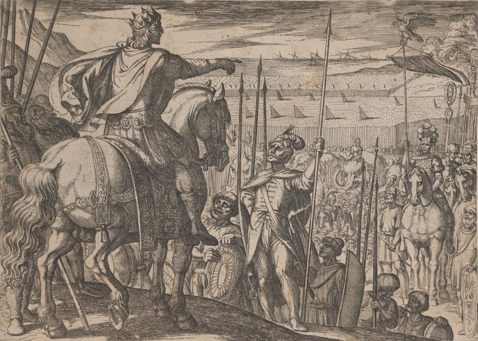 Πώς ο Μέγας Αλέξανδρος μάντεψε σωστά τον πολεμικό τέχνασμα των ανυπότακτων Θρακών και τους αιφνιδίασε με την ευστροφία του