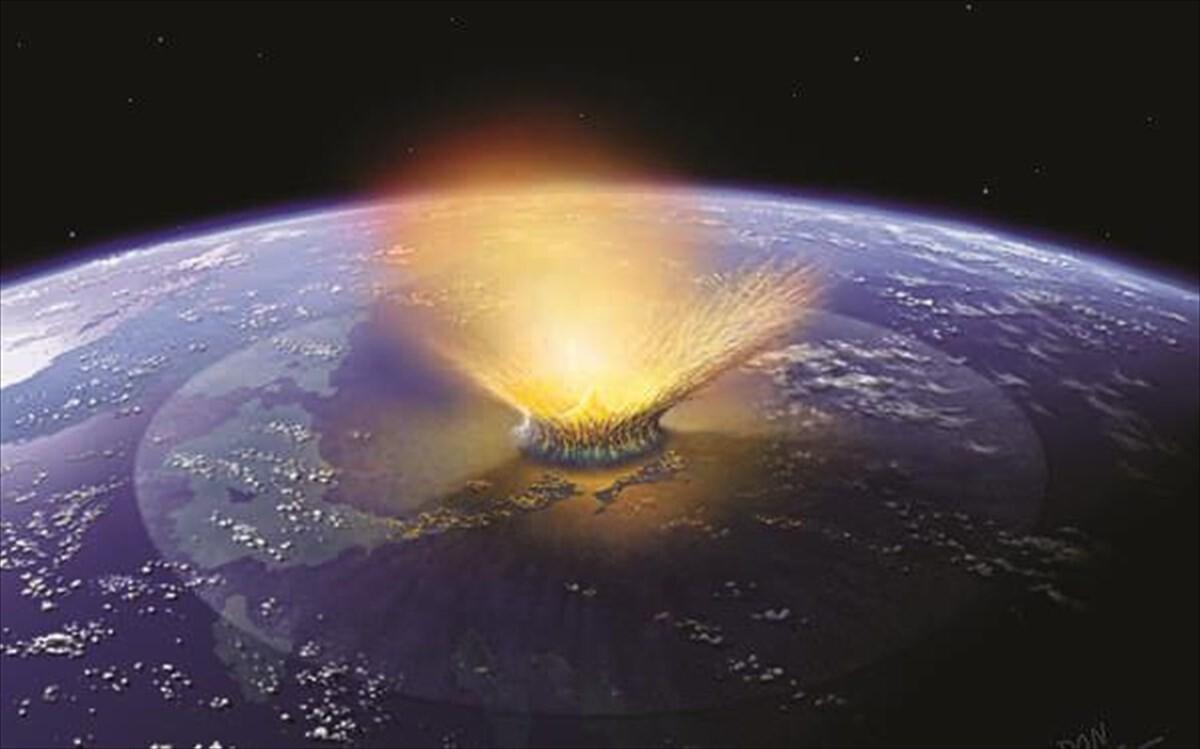 Από πού προήλθε ο αστεροειδής που έφερε το τέλος των δεινοσαύρων