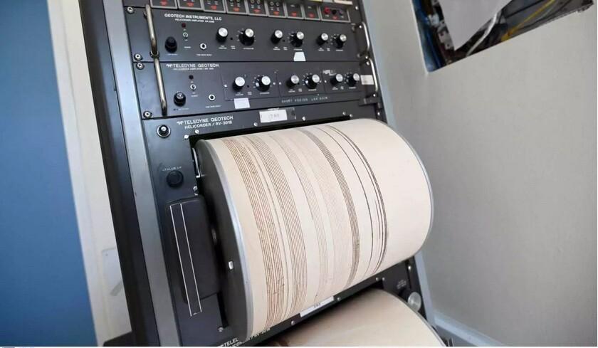 Νέος σεισμός στη Νίσυρο τα ξημερώματα